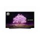 LG OLED TV 48 Inch C1 Series Cinema Screen Design 4K Cinema HDR WebOS Smart AI ThinQ Pixel Dimming OLED48C1PVB