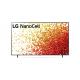LG TV 75 Inch NanoCell Cinema Screen Design 4K Cinema HDR WebOS Smart AI ThinQ 75NANO90VPA