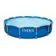Intex Swimming Pool Round Shape 366*76 cm Blue Color IX-28210