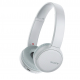 SONY Headphones On-Ear Wireless With Built-in Microphone White Color WH-CH510/W