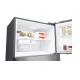 LG Refrigerator 23 Feet Digital Silver: GN-H722HLHU