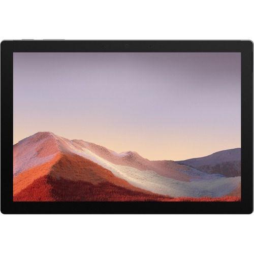 Microsoft Tablet 12.3 Surface Pro 7 Quad-core 10th Gen Intel® Core™ i7-1065G7 Processor 16GB LPDDR4x RAM 256GB SSD PXX-00001