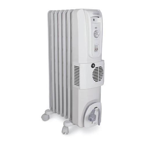 delonghi oil filled radiators 12 fins kh771230 cairo. Black Bedroom Furniture Sets. Home Design Ideas