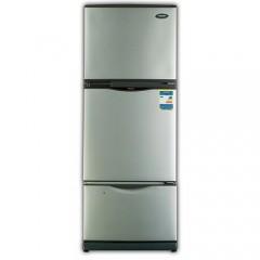 Toshiba Refrigerator No Frost 12 Feet 3 Doors Silver Color: GR-EFV35