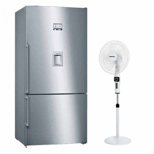 BOSCH Refrigerator Combi 27 Feet 619 Liter NoFrost Inox KGD86AL30U