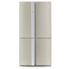 Sharp Refrigerator 30 Feet 4 Doors Digital: SJ-FP85V-SL