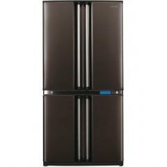 Sharp Refrigerator 30 Feet 4 Doors Digital Black: SJ-FP85V-BK