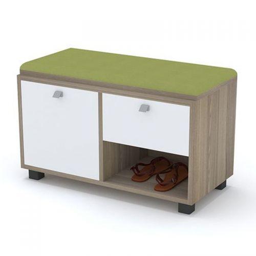 Artistico Shoe Storage 80*38*50 cm With Seating Unit ASC-80G2