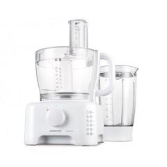 Kenwood Food Processor 1000 Watt White: FP723