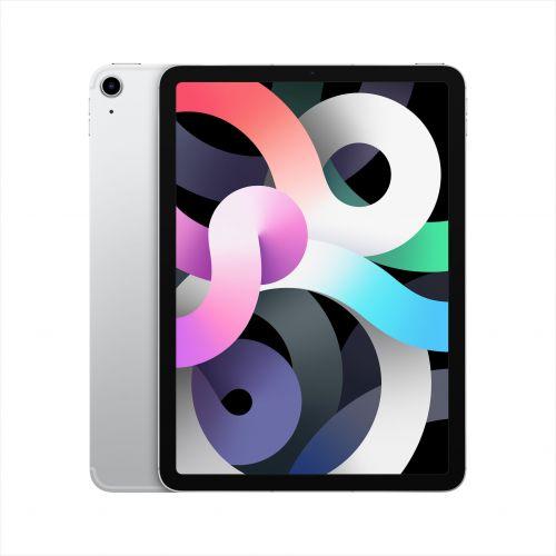 Apple 10.9 Inch iPad Air WiFi + Cellular 64GB Silver MYGX2AB/A