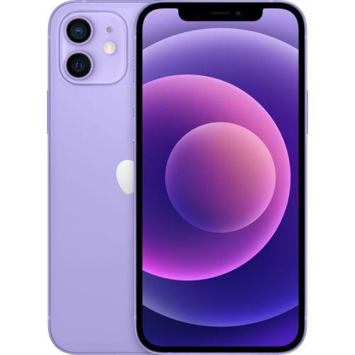 Apple iPhone 12 64GB 5G Purple MJNM3AA/A