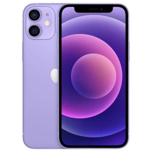 آبل آي فون 12 مع فيس تايم 128 جيجابايت لون بنفسجي MJNP3AA/A