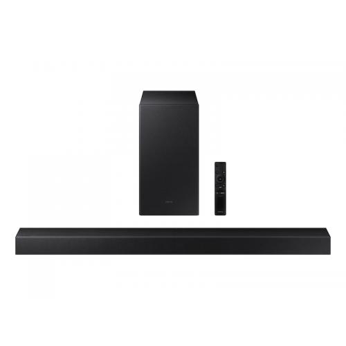 سامسونج مكبر صوت 2.1 قناة مع دولبي اوديو لون أسود HW-A450