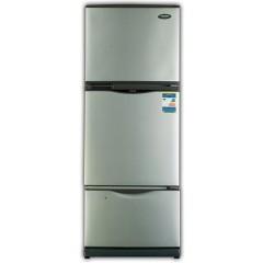 Toshiba Refrigerator No Frost 16 Feet 3 Door Silver: GR-EFV45