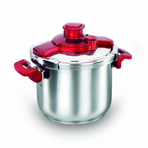 KORKMAZ Tessa Pressure Cooker 7 Liter Stainless Steel A153