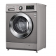 LG Washing Machine 8 Kg Direct Drive 6 Motions Silver Stone  Color: FH4G6TDY6
