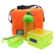 MEDSTAR Lunch Bag Mix 4 Pieces Set Green M-379038011