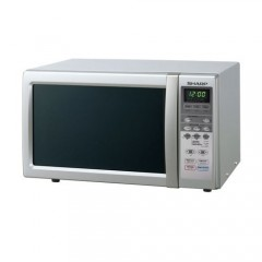 Sharp MicroWave 22Liters Silver: R-241R (S)