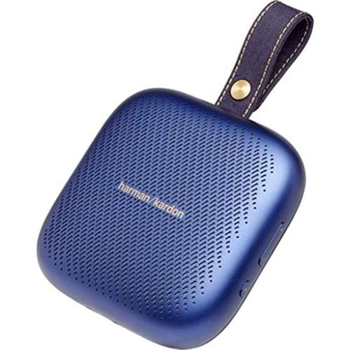 Harman Kardon Portable Bluetooth Wireless Speaker Blue HK NEO