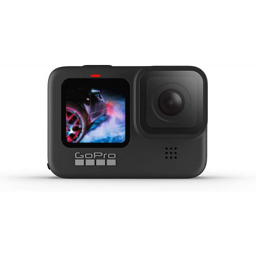 GoPro Camera 20 MP Built-in Microphone and Speaker Black HERO9