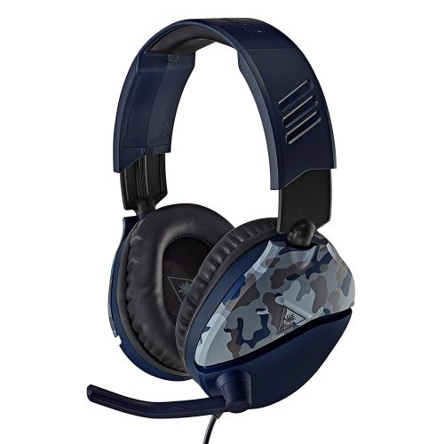 Turtle Beach Stereo Gaming Headset For PlayStation Ps4 Xbox Series PC Mobile Recon 70P