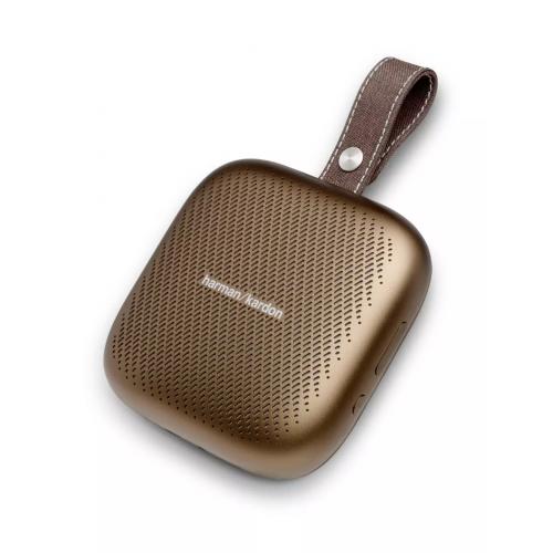 Harman Kardon Portable Bluetooth Wireless Speaker Brown HK NEO-brow
