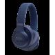 JBL Wireless On Ear Headphones with Voice Control Blue LIVE500BT-blu
