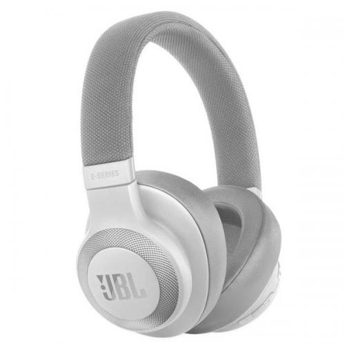 JBL Wireless Over-Ear Headphones With Noise Cancellation Blue 650BTNC-blu