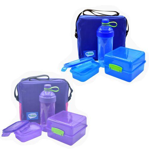 MEDSTAR Set 2 Pieces Lunch Bag Mix 4 Pieces  M-379038011