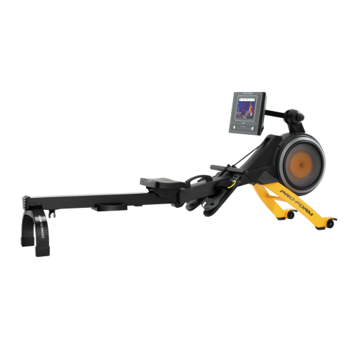 PRO-FORM Rowing Machine With a Weight Capacity Of Up to 114 kg Black R10