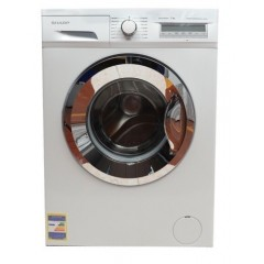 Sharp Washing Machine Full Automatic 1000rpm 7 Kg White: ES-FP710AX3W