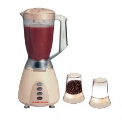 Tornado Blender 1.5 Liters 500 Watts With 2 Grinders: MX5200/2
