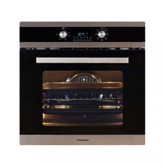 Tornado Electric Oven 60Liters With Grill and Fan Digital: OV60EDFFS-2
