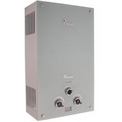 UnionTech Gas Heater 10 Liter Digital Gray Glass: UGH100DG-GR