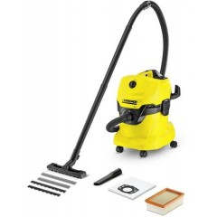 Karcher Wet & Dry Vacuum Cleaner 1600W: MV4