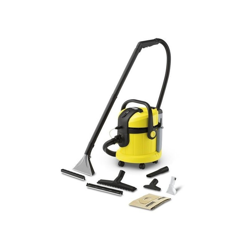 Karcher Hard Floor & Carpet Cleaner & Vacuum 1400 Watt