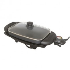Emjoi Elecric Grill And Griddle 1800 Watt: UEG-190