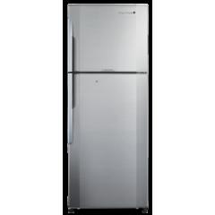 White Whale Refrigerators 335 Liter Inverter Twin Fan Silver WRF-4055HT SLS