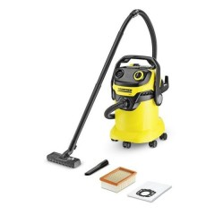 Karcher Multi-Purpose Vacuum Cleaner 1800 Watt 25 Lt WD5
