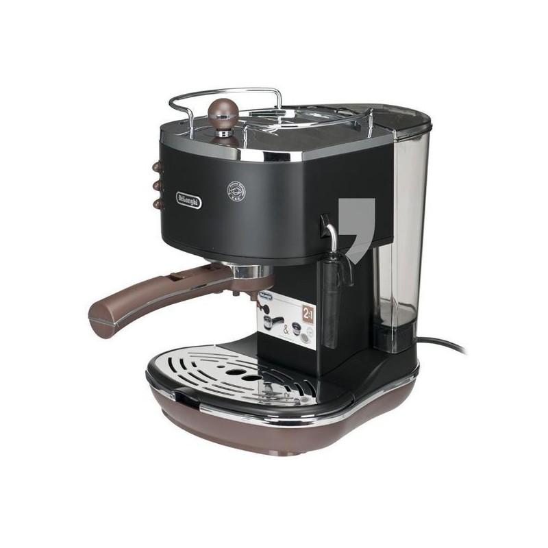 Delonghi Espresso Coffee Maker Black Color: ECOV310.BK Cairo Sales Stores