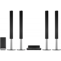 LG Blu-Ray 3D Cinema 1460 WATTS AND REAR WIRELESS SPEAKERS: BH9540TW
