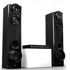LG Blu-Ray Home Theater 1000 Watt 3D With Bluetooth: LHB675