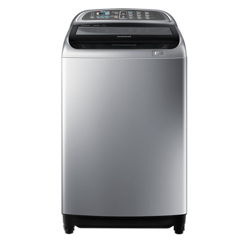 Samsung Washing Machine 18 KG Topload Silver: WA18J6750SP