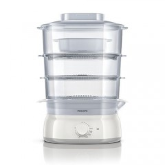 Philips Food Steamer 900 Watt: HD9125