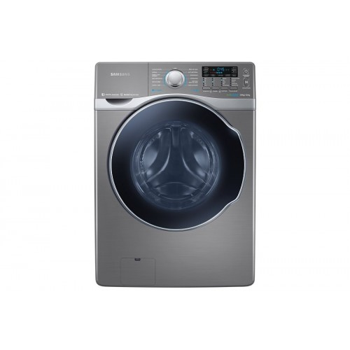 samsung washing machine 18kg with dryer 10kg eco bubble technology silver wd18h7300kp cairo. Black Bedroom Furniture Sets. Home Design Ideas