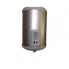 Tornado Electric Water Heater 55 Liter Silver: EHA-55TSM-S