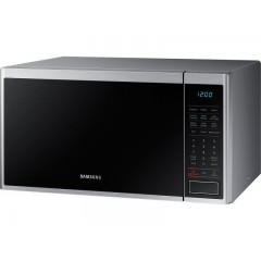 Samsung Microwave 40 Liter With Grill Silver: MG40J5133AT