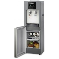 Koldair Water Dispenser 2 SPIGOTS With LED Display And Fridge: KWD-M12L