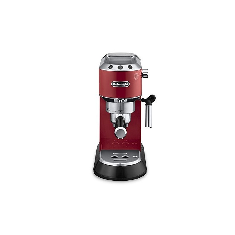 delonghi dedica coffee machine red color ec680 r cairo sales stores. Black Bedroom Furniture Sets. Home Design Ideas