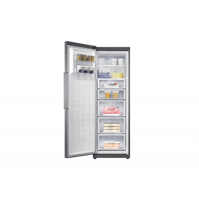 Samsung Deep Freezer No Frost 6 Drawer Stainless Steel